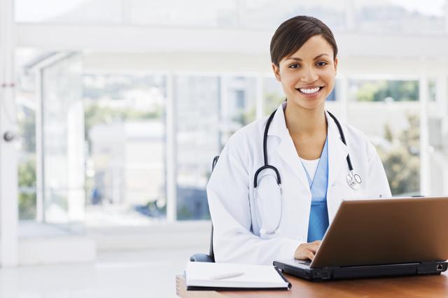 Nurse laptop