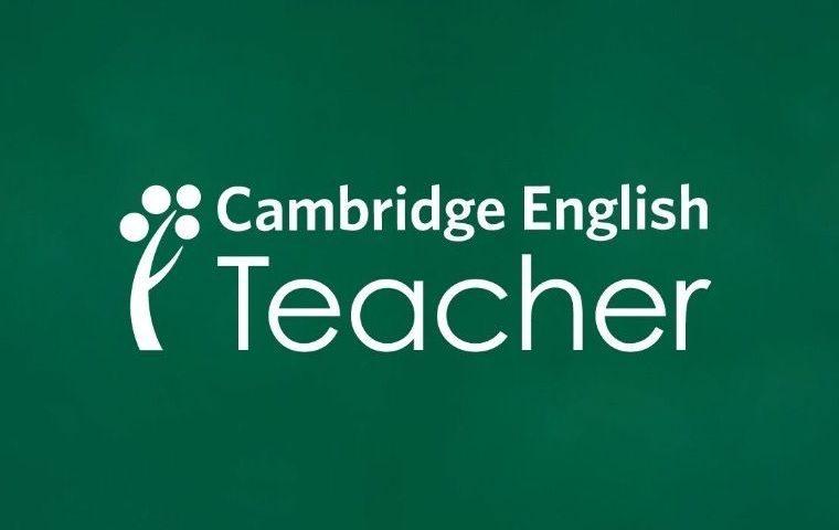 cambridge english teacher